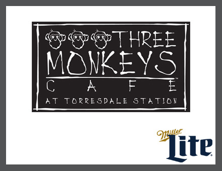 Three Monkeys Cafe
